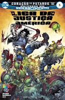 DC Renascimento: Liga da Justiça da América #5