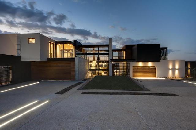 แบบบ้านคอนกรีตโครงสร้างเหล็ก