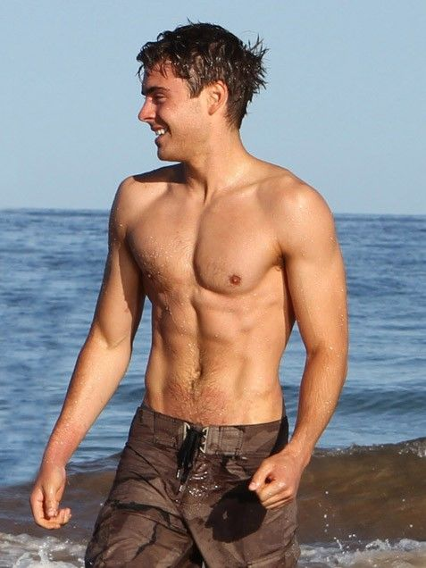 Zac Efron Workout Plan