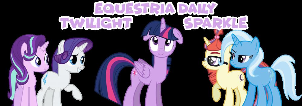 Equestria Daily - MLP Stuff!