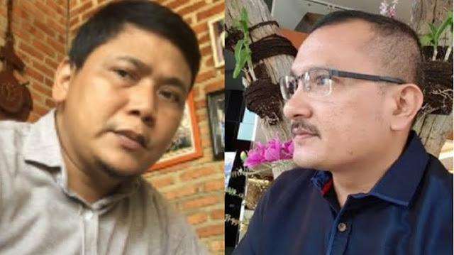 Ferdinand Hutahaean Dukung FPI Dibubarkan, Eks Aktivis HMI DKI Ajak Tarung
