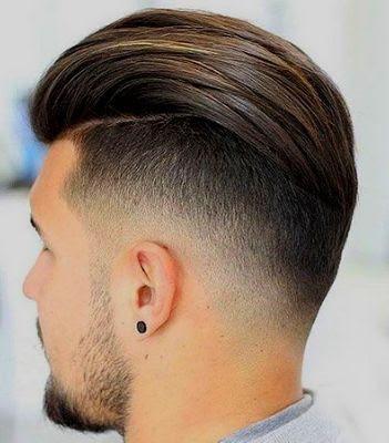 35 Modern Haircut For Men in 2020 - Swept backside