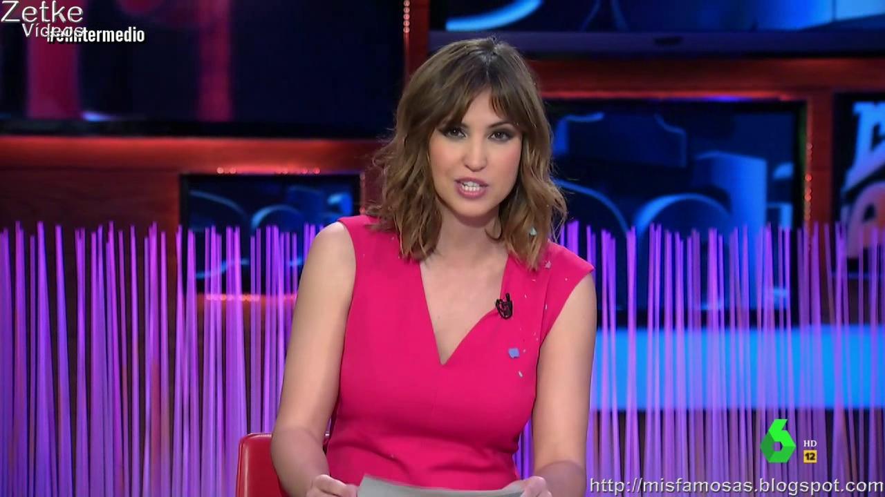 Cristina Saavedra (03 Abr 2018) | Mis Famosas