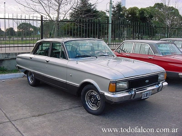 Ford Falcon Sprint 1980