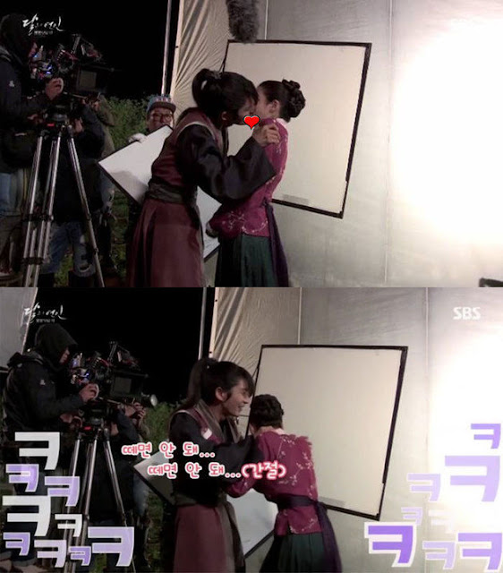 Drama Korea Moon Lovers
