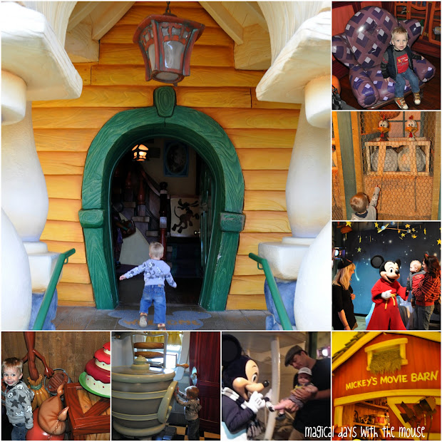 Magical Days With Mouse Guide Visiting Disneyland Little