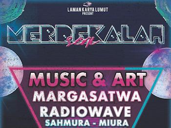 MUSIC AND ART MARGASATWA RADIOWAVE