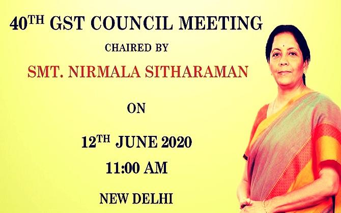 40th GST Council Meeting