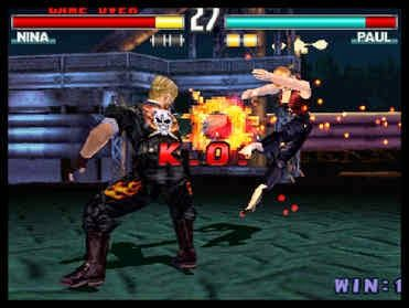 Download Tekken 3 ps1 game for pc