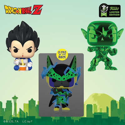 Funko's Emerald City Comic Con 2020 Exclusives Part 1 – DC Comics, Batman, Dragon Ball Z, Scott Pilgrim vs The World, Masters of the Universe & More!