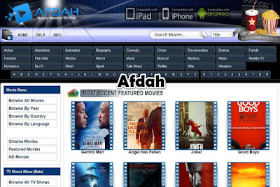 Afdah - Free Movie Streaming Sites No Sign Up