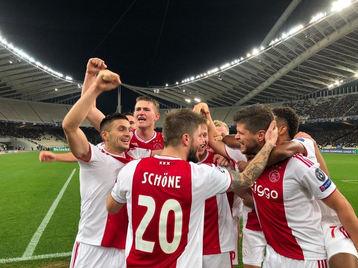 نتيجة مباراة فالنسيا وأياكس أمستردام بتاريخ 02-10-2019 دوري أبطال أوروبا