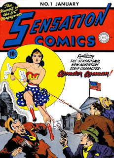Asal-Usul Wonder Woman Original marston 1941