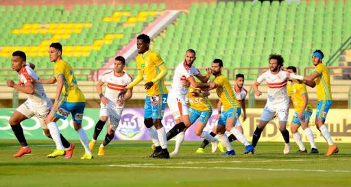 موعد مباراة الزمالك والاسماعيلي في دور ال16 من بطولة كأس مصر 2021