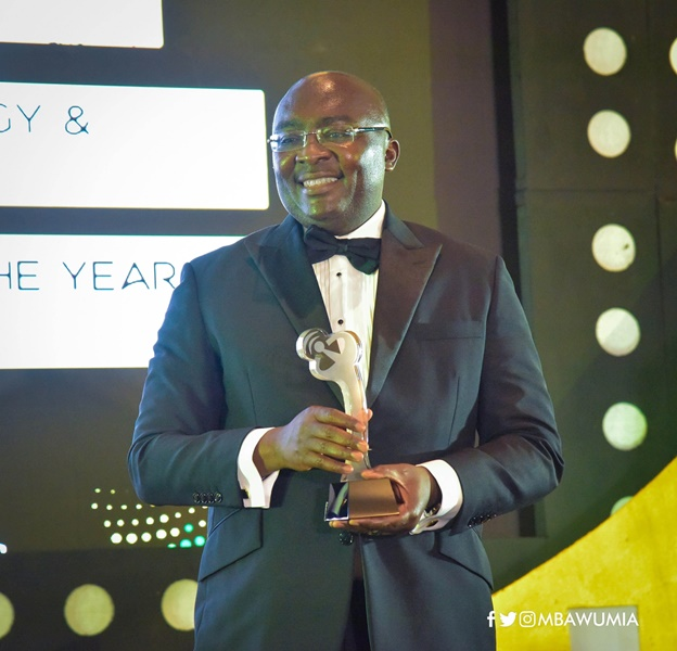 Vice President Bawumia Is Digital Leader Of The Year