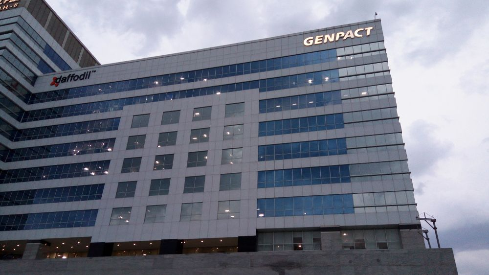 genpact exclusive walkin for freshers on 15th mar 2017
