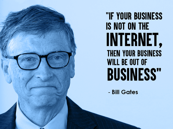 How Important is the Internet to your Business?