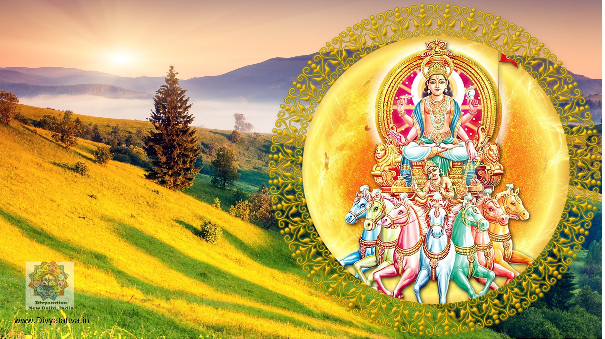 Sun God Images in 4k UHD Wallpapers Full Size Surya Narayan Picture Backgrounds in Wide Screen