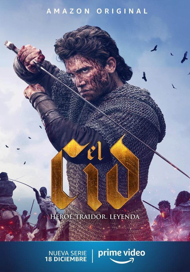 El Cid Temporada 1 Completa 720p Castellano