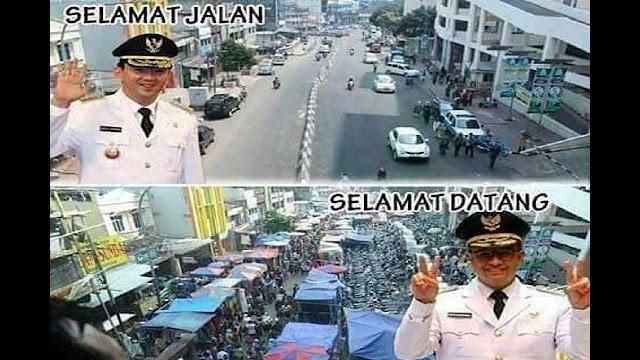 Ada Yang Kelojotan Nih, Jakarta Dibilang Kembali ke Jaman Jahiliyah, Gerindra: Di Tangan Anies Justru Pelayanan Meningkat Pesat