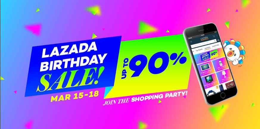 85f7aa52d2d3 Lazada Birthday Sale Day 1 Flash Sale Schedule - ikoy.net