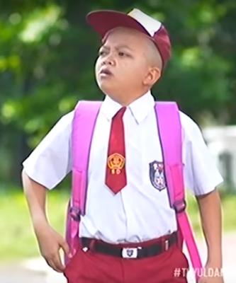 Biodata Foto Profil Megi Irawan Pemeran Ucil di Tuyul dan Mbak Yul Reborn ANTV