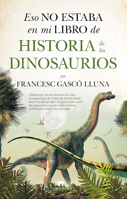 Eso no estaba en mi libro de historia de los dinosaurios - Portada