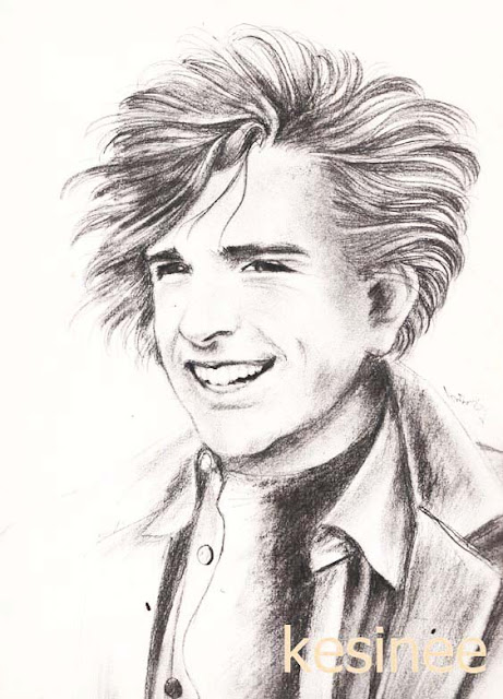 drawing of Hollywood's Movie Star
