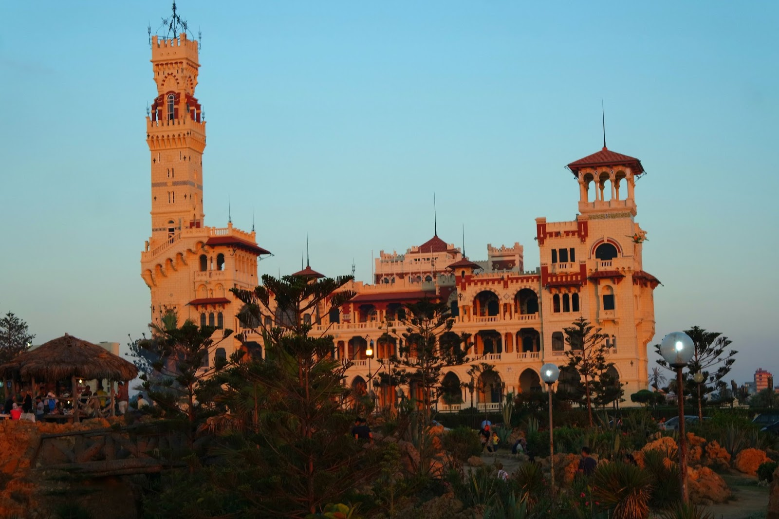 Palácio de Montaza Alexandria