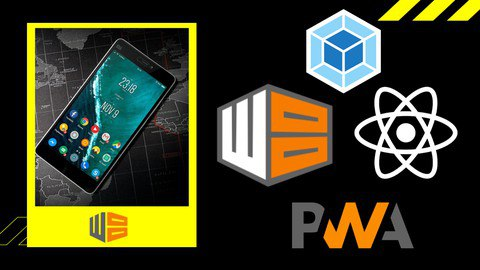 React Progressive Web App With Workbox and Webpack Tutorial [Free Online Course] - TechCracked