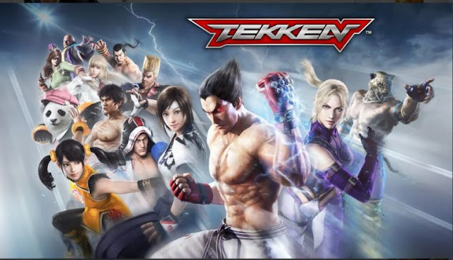 Game Fighting Android Terbaik Tekken APK