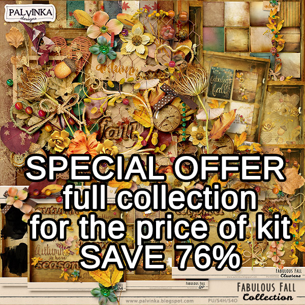 Fabulous Fall Collection - Special and Freebie