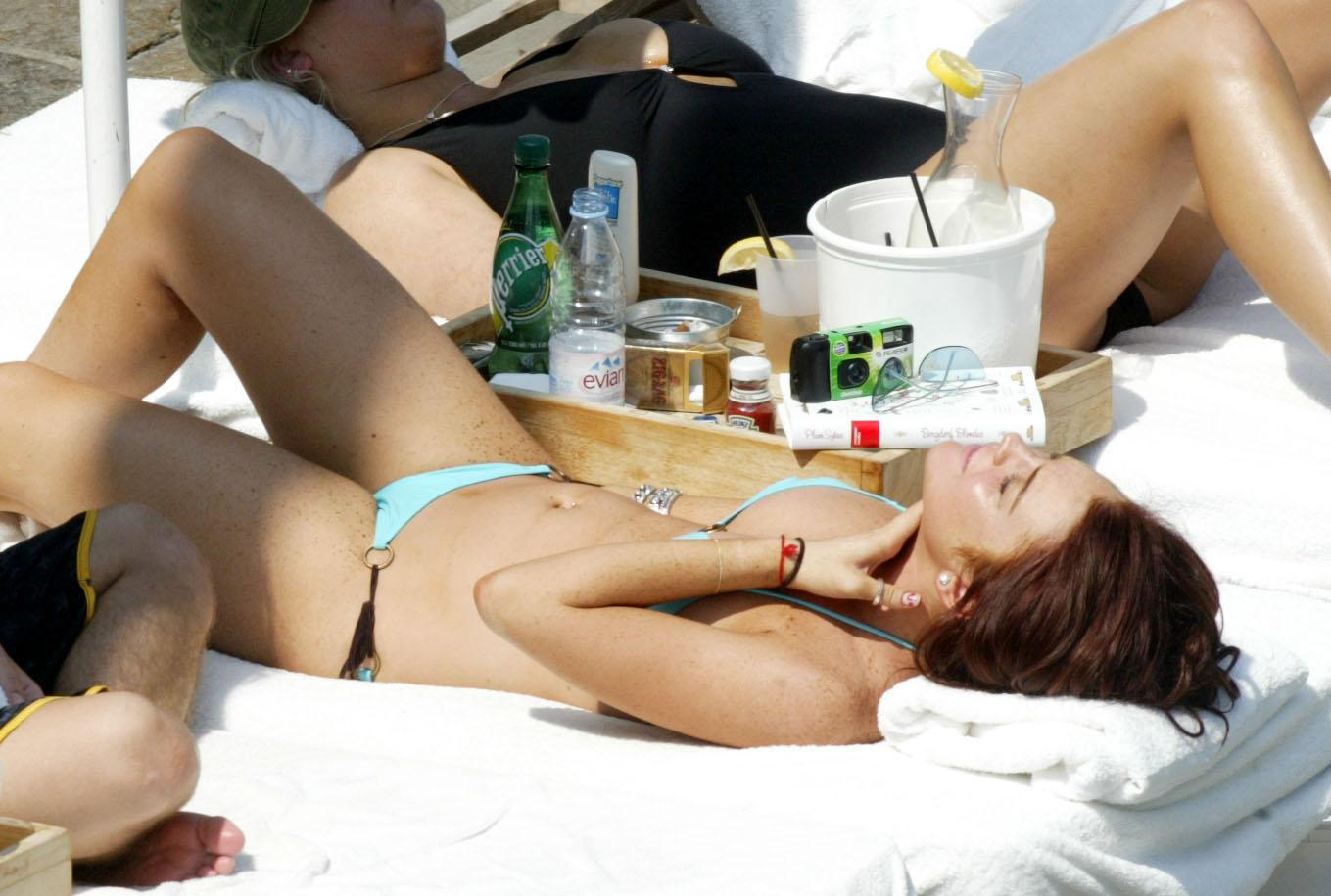 Lindsay lohan sexy very sexy hot nude-8295