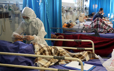 False belief that methanol cures virus has killed over 700 in Iran