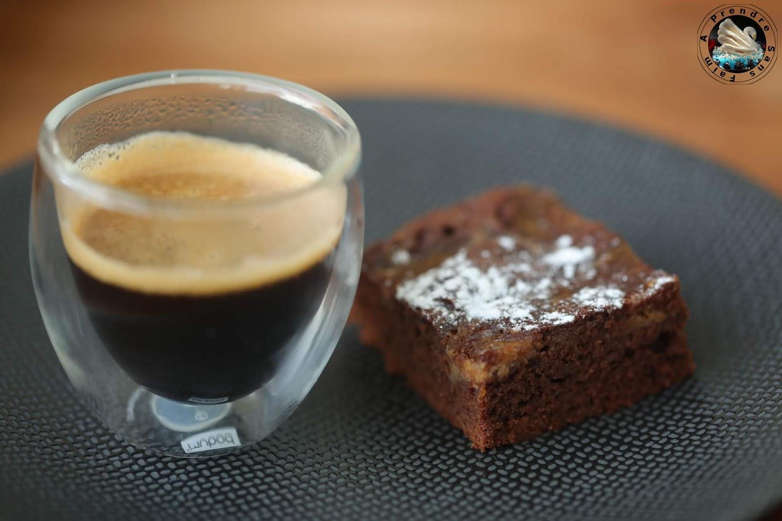 Brownies chocolat potimarron aux épices