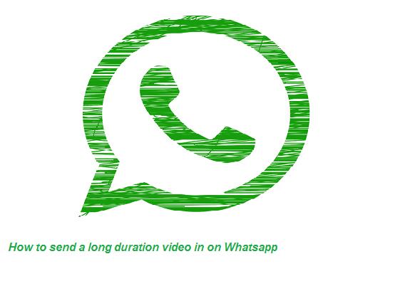 Cara mengirim video size lebih 16 mb di whatsapp