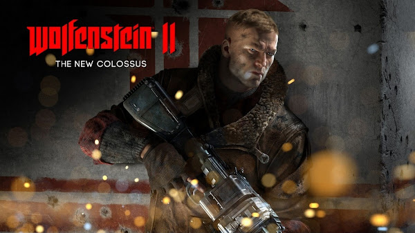Wolfenstein II: The New Colossus (Region Free) PC Screenshots #1
