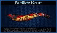 Fang Blade 10Anniv