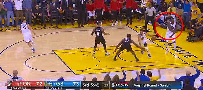 Top 5 NBA Plays of the Night (VIDEO) April 16 / NBA Playoffs