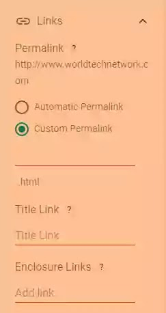 Complete Advance SEO Settings for Blogger (On Page SEO), Search Description in Blogger, Tags in Blogger or Meta Tag for Blogger, Custom Permalink in Blogger, Custom Robots Tags or Blogger Search Preferences Settings, Google Search Console