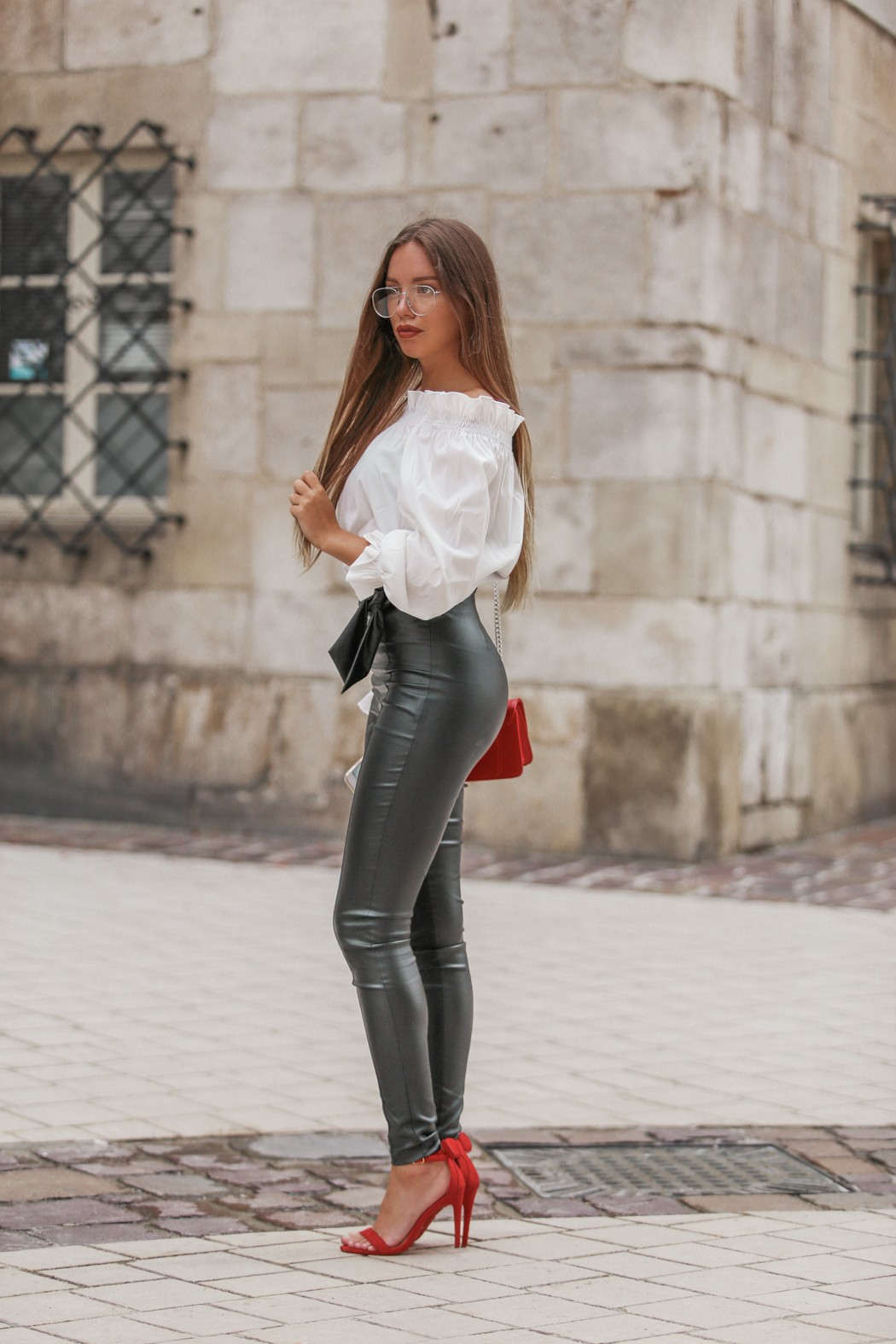Woskowane spodnie - hit czy kit?