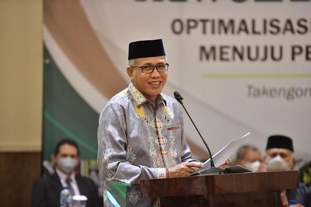 Gubernur Aceh: Blok B Sah Menjadi Milik Pemerintah Aceh