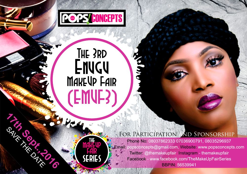 Enugu Makeup Fair