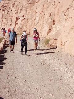 Atacama - Termas de Puritama