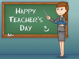 शिक्षक दिवस पर कविता। Teacher's day poem in Hindi। Poem on Teachers day