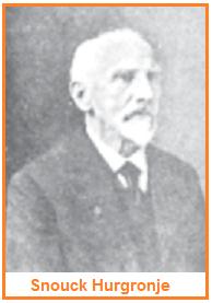 Dr. Snouck Hurgronje