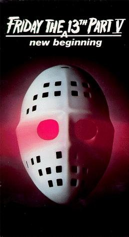Poster Of Friday The 13th A New Beginning 1985 720p English BRRip Full Movie Download