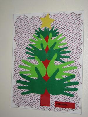 Dibujos De Navidad Para Decorar La Clase.Actividades Para Educacion Infantil 18 Ideas Para Decorar