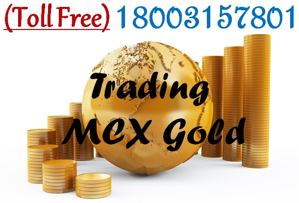 mcx gold trading