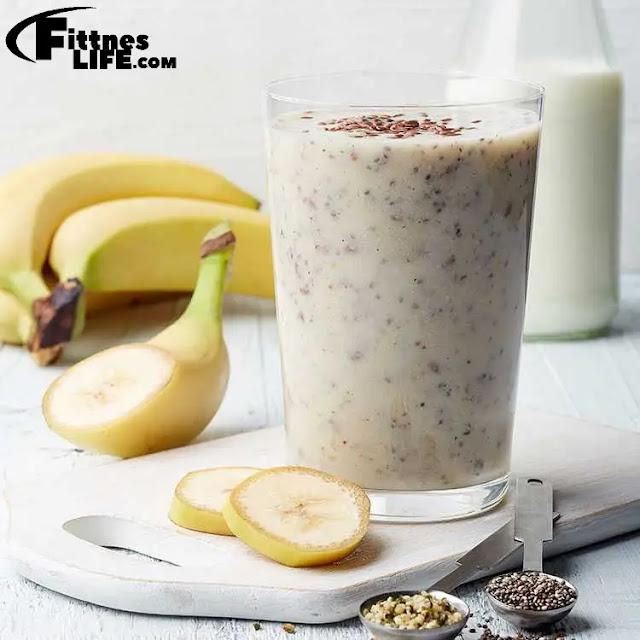 مشروب بروتين لتضخيم العضلات